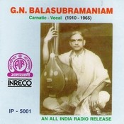 Carnatic Vocal - G.N.Balasubramaniam Songs