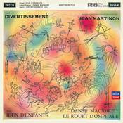 Ibert: Divertissement / Bizet: Jeux D'enfants (CD 33 Of 50) Songs