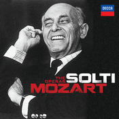Solti - Mozart - The Operas Songs
