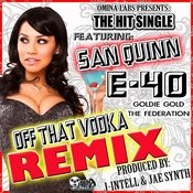 Off That Vodka Remix (Edited)(3-Track Maxi-Single) Songs