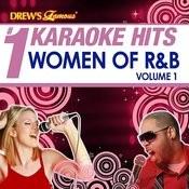 Drew's Famous # 1 Karaoke Hits: Women Of R&B Vol. 1 Songs