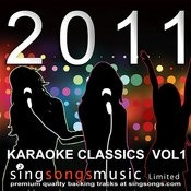 2011 Karaoke Classics Volume 1 Songs