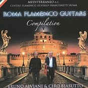 Roma Flamenco Guitars Compilation Songs