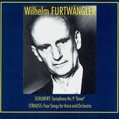 Wilhelm Furtwangler Conducts. Franz Schubert, Richard Strauss Songs