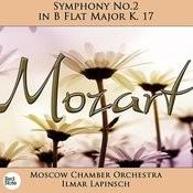 Mozart: Symphony No.2 In B Flat Major K. 17 Songs