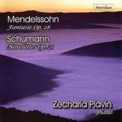 Mendelssohn: Fantasie Op. 28 Schumann: Novelettes Op. 21 Songs