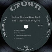 Kiddies Singing Story Book Songs