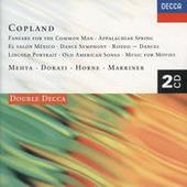 Copland: Appalachian Spring; Lincoln Portrait; Fanfare; Rodeo, etc. Songs
