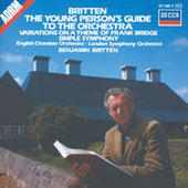 Britten: The Young Person's Guide to the Orchestra; Simple Symphony, etc. Songs