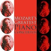 Mozart's Greatest Piano Concertos Songs
