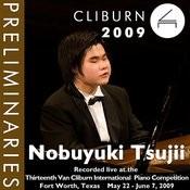 2009 Van Cliburn International Piano Competition: Preliminary Round - Nobuyuki Tsujii Songs