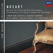 Mozart: Piano & Wind Quintet, Piano Quartet No.1 etc Songs