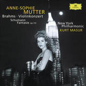 Brahms: Violin Concerto In D Major, Op. 77 / Schumann: Fantasy For Violin And Orchestra In C Major, Op. 131 Songs