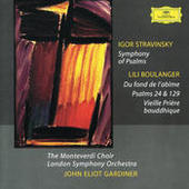 Stravinsky: Symphony of Psalms / Boulanger, L.: Psalms Songs