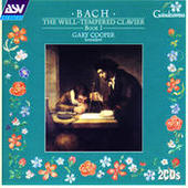 J.S. Bach: The Well-Tempered Clavier Book 1 (BWV 846-869) Songs