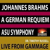 A German Requiem Songs
