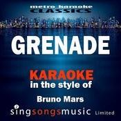 Grenade (In The Style Of Bruno Mars) [Karaoke Version] - Single Songs