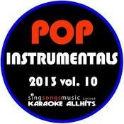 2013 Pop Instrumentals, Vol. 10 Songs