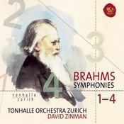 Brahms: Symphonies 1-4 Songs