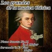 Mozart, Los Grandes De La Música Clásica Songs