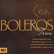 Boleros Tríos, Vol.2 Songs