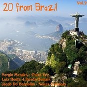 20 From Brazil , Vol. 2 Songs