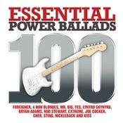 100 Essential Power Ballads Songs