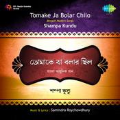 Tomake Ja Bolar Chilo Songs