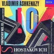 Shostakovich: Symphony No.10/Chamber Symphony Songs