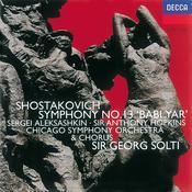 Shostakovich: Symphony No.13/Yevtushenko: Poems Songs