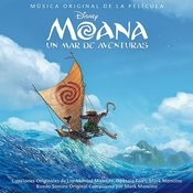 Moana: un mar de aventuras (Sonora Original en Español) Songs