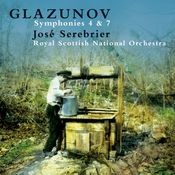 Glazunov : Symphonies Nos 4 & 7 Songs