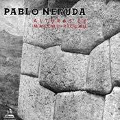 Alturas De Machu Picchu - Odas Elementales Songs