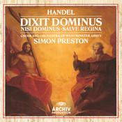 Handel: Dixit Dominus, HWV 232; Nisi Dominus, HWV 238; Salve Regina, HWV 241 Songs