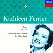 Kathleen Ferrier Vol 7 Bach Handel Songs