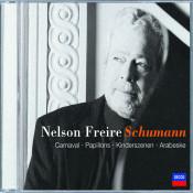 Nelson Freire Schumann Recital Songs