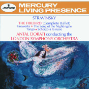 Stravinsky The Firebird Fireworks The Song Of The Nightingale Tango Scherzo A La Russe Songs