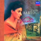 Cecilia Bartoli - The Vivaldi Album Songs