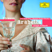 Strauss R Arabella Songs