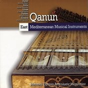 East Mediterranean Musical Instruments: 'Qanun' Songs