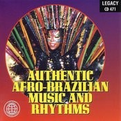 Authentic Afro-Brazilian Music And Rhythms Songs