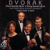 Piano Quintet, Op.81/String Quartet, Op.16 Songs