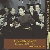 Fun And Dance Recordings, 1934-1956 Songs