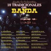Serie De Coleccin 18 Tradicionales Con Banda Songs