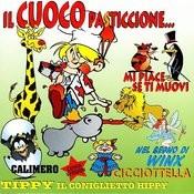 Il Cuoco Pasticcione... Songs