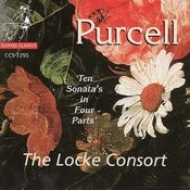 Purcell: Ten Sonatas in Four Parts Songs
