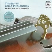 The British Cello Phenomenon Songs
