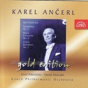 Ančerl Gold, Vol.25: Beethoven: Symphony No. 5/Piano Concerto No. 4/Violin Romance No. 2 Songs