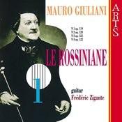 Giuliani: Le Rossiniane Vol. 1 Songs