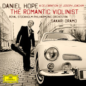 The Romantic Violinist - A Celebration of Joseph Joachim Songs